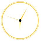 ساعت فلش