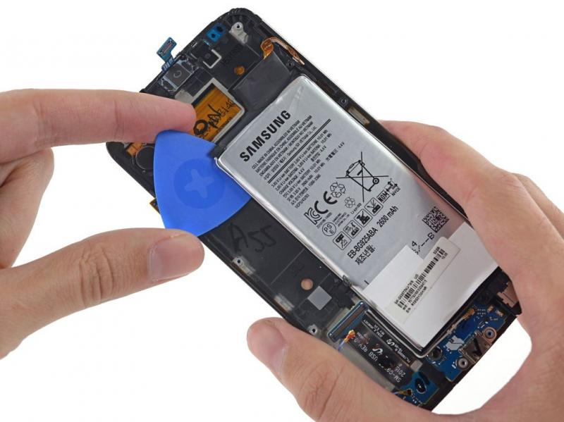 تعمیر موبایل در منزل