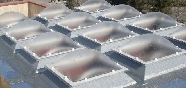 سقف حیاط خلوت