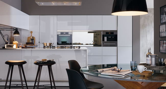 قیمت طراحی آشپزخانه - خدمات طراحی آشپزخانه
