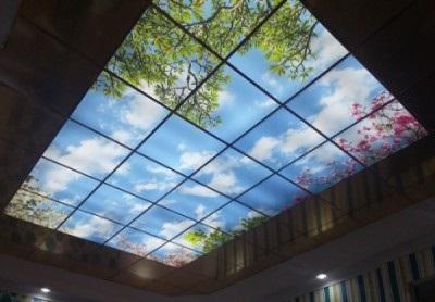 سقف پاسیو سایه ساز