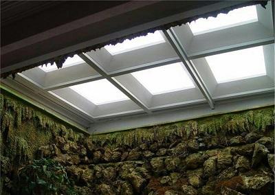 پوشش سقف پاسیو سایه ساز