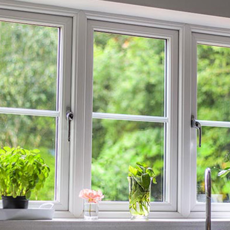 پنجره ی دو جداره