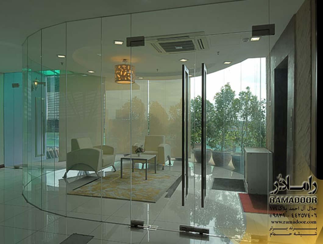 شیشه سکوریت رامادر